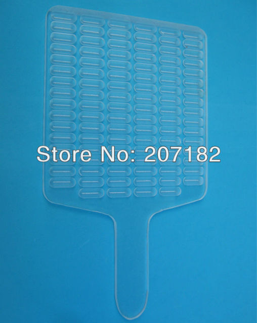 2pcs/lot (100 grains size 000-5 capsules) capsule counting,tablet counter,counting board,capsule counter