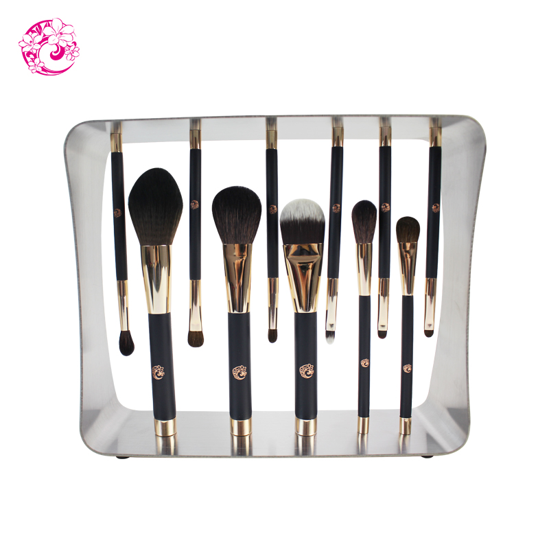ENERGY Brand Professional 11pcs Magic Makeup Goat Hair Magnet Brush Set Brochas Maquillaje Pinceaux Maquillage cs2 energy brand professional sets