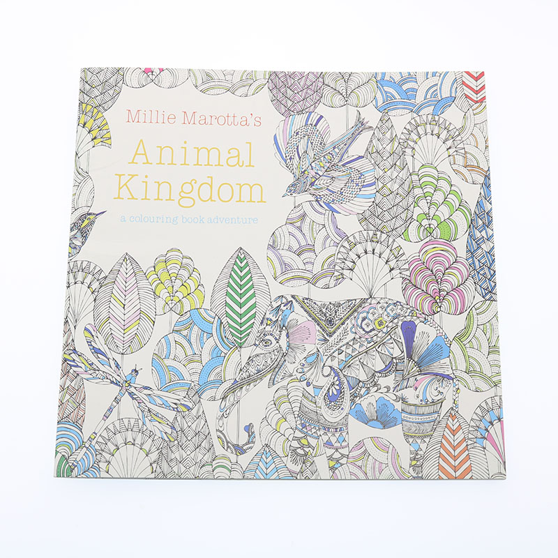 24 Pages In English Animal Kingdom Wallpapers Adult Children