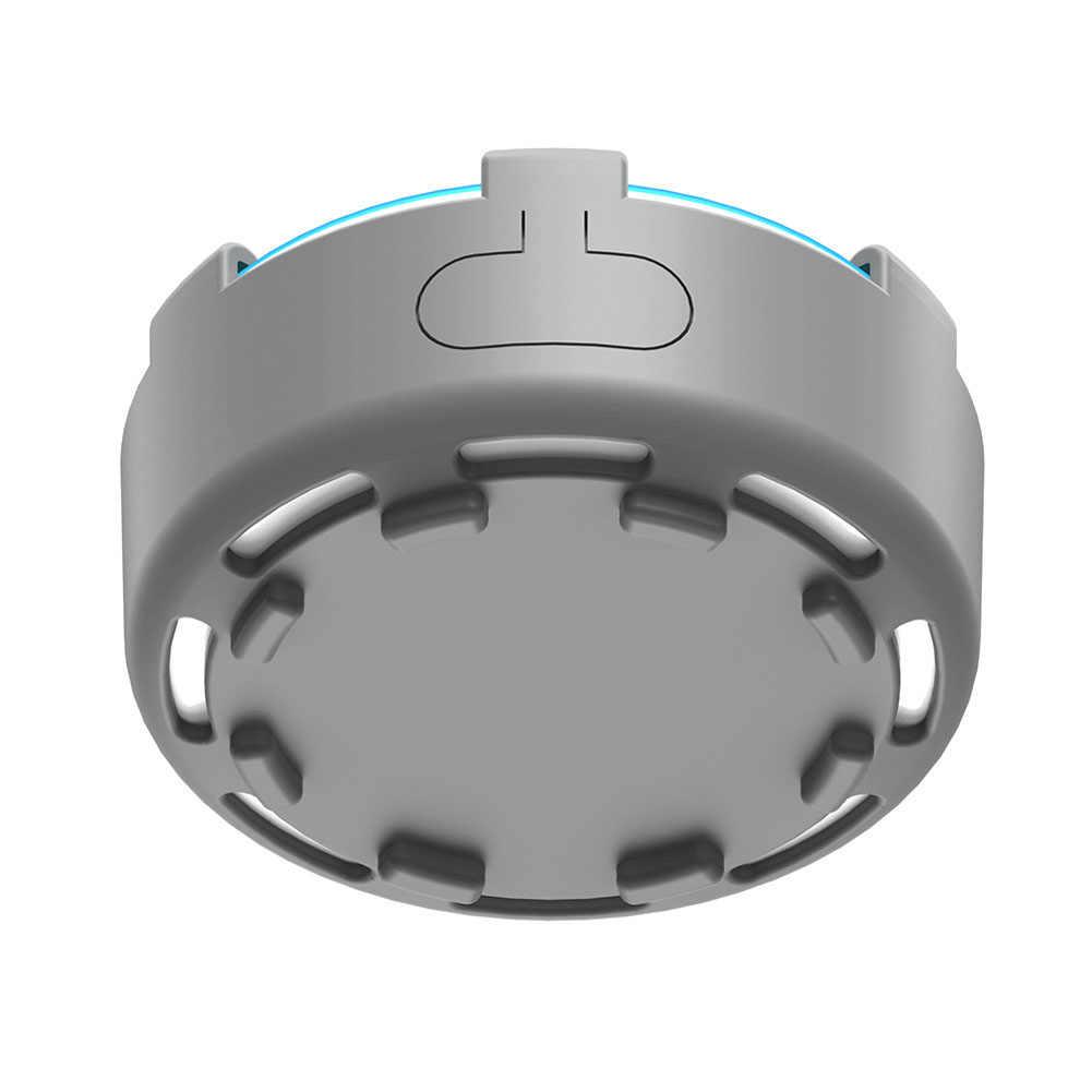 Ochronny silikonowy żel pokrywy skrzynka dla Amazon Echo Dot 2 JLRL88