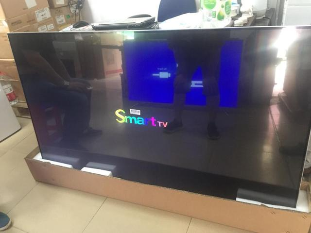 Wifi android DLED TV A grade 4K  50 inch  1+8G smart television TV 1