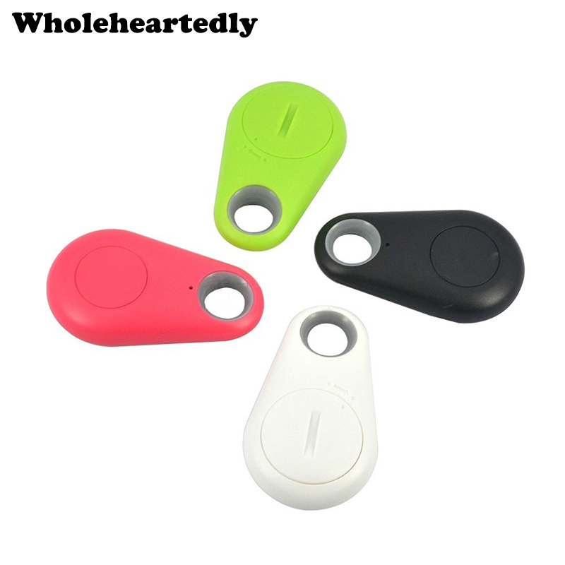 Smart Bluetooth Tracer GPS Locator Tag Alarm Wallet Finder Key Keychain Itag Pet Dog Tracker Barn Bil Telefon Anti Lost Påminna