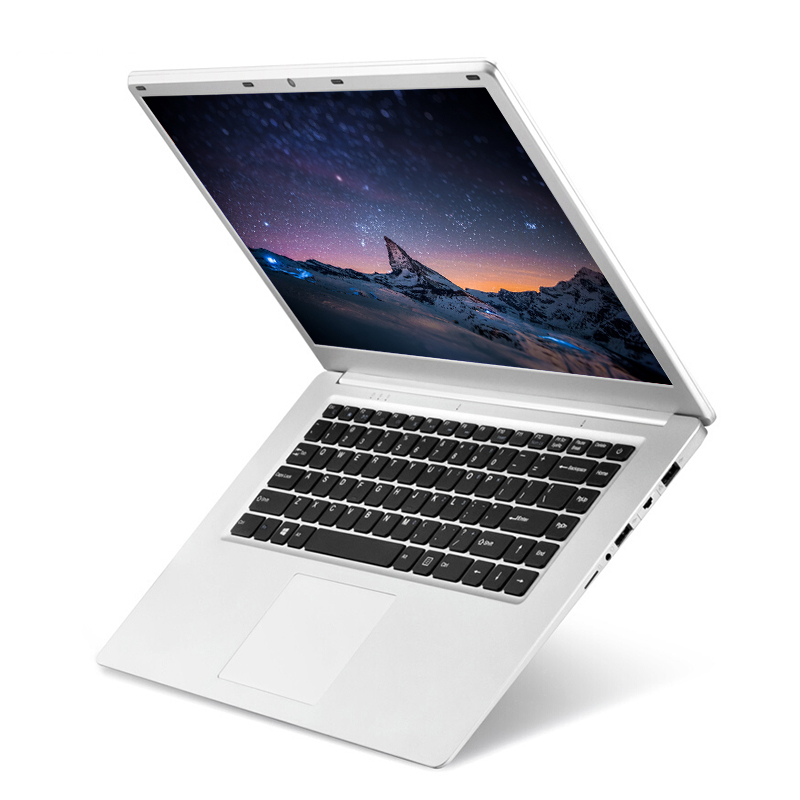 15.6 pouces 6 GB RAM 500 GB/2 TO HDD Apollo Lac N3450 Quad Core Windows 10 Système 1920x1080 P Rapide Boot Ordinateur Portable Ordinateur portable