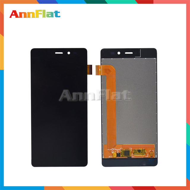 high quality 5.0'' For Wiko Tommy LCD Display Screen With Touch Screen Digitizer Assembly free shipping