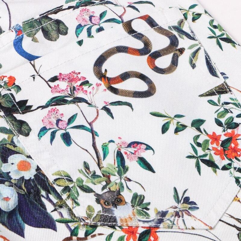 snake animal print fashion clothes aliexpresscom buy sokotoo mens fashion snake monkey animals