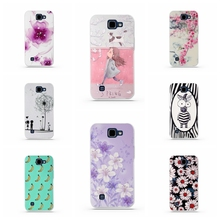 Case For LG K4 2016 Case Back TPU Cover For LG K4 Cover Case Silicone For LG K4 K120e K130e Covers 3D Relief Printed Phone Shell