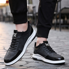 hot deal buy kailon addy 2019 spring new men's cleats men's shoes trend breathable sports loafers go with men's running shoes brand off shoes