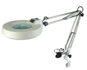 20X Desktop Magnifier with Light and Stretchable лупа 15 x magnifier