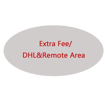 Extra Fee DHL cost, before buy, Please talk with seller for how much to pay Please do not place an order if there is no demand