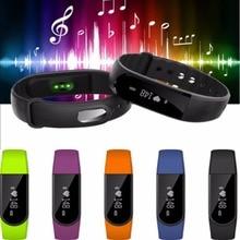Smart Браслет Спорт Фитнес часы Сенсорный экран браслет Heart Rate Мониторы сна здоровья Водонепроницаемый Bluetooth для iOS и Android
