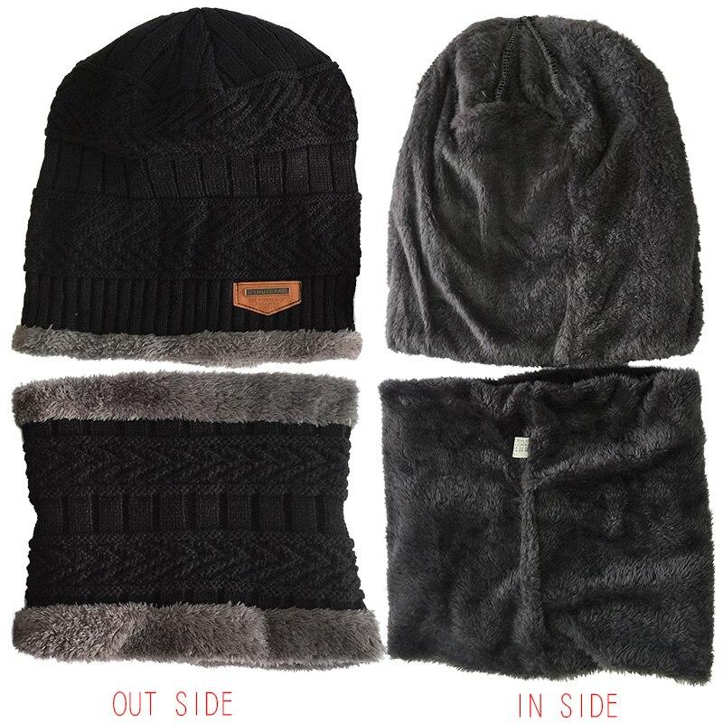 peekymoce место вязаная зимняя шапка женский шарф форме шапки шапки skullies в горшок камень для для мужчин для женщин сап прошел средства ухода за кожей шеи теплые