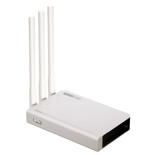 TOTOLINK N300RU Wireless N 300 Мбит Wi-Fi Маршрутизатор Wi-Fi Ретранслятор с USB 2.0 Порт Поддерживает Сервер печати/FTP Сервер