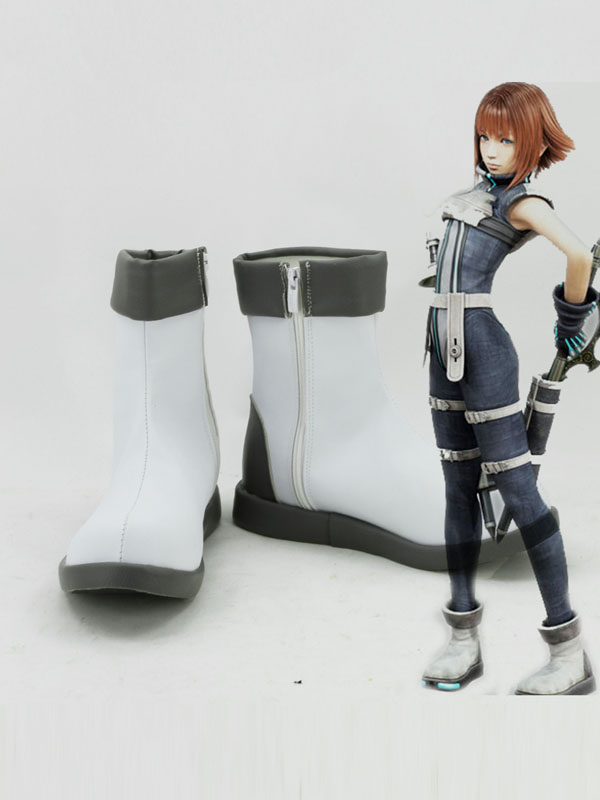 Final Fantasy VII Dirge of Cerberus Shelke Cosplay Boots Shoes Game Party Cosplay Boots Custom Made for Adult Women Shoes