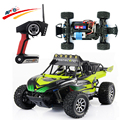 RC Racing Car WLtoys New K929 1/18 RC Scale High-Speed 4WD 50km/h 2.4GHz Remote Control Car Toys Truck Buggy
