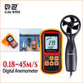 RZ Anemometer Wind Speed Sensor Anemometro LCD Digital Handheld Anemometer Wind Meter Air Velocity Temperature Meter GM8901