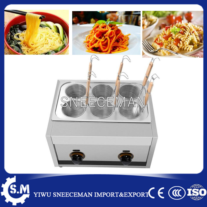 noodle stove with six baskets Hot sale electric pasta cooker набор для кухни pasta grande 1126804