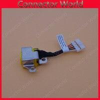 1 10 teile/los AC DC Power Jack mit Kabel micro usb Anschlussbuchse Für Lenovo Thinkpad T430U-in Steckverbinder aus Licht & Beleuchtung bei