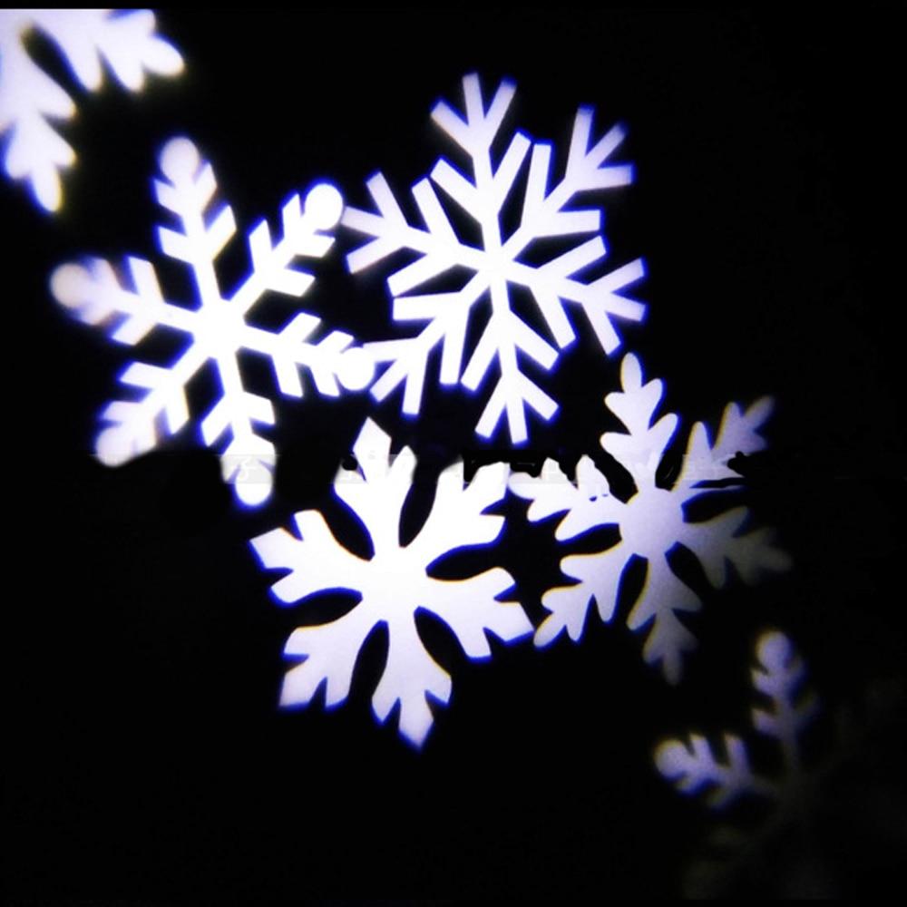 Snowflake Projector Lamp (1)