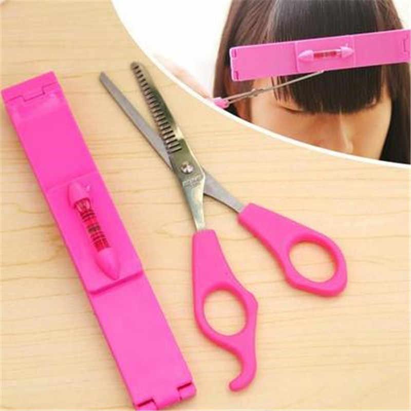 IMucci Professional Hair режущая Линейка Новый для женщин 1 шт. волос триммер для собак синтетические чёлки волос Clipper DIY отделкой челки заколки и зажимы для волос
