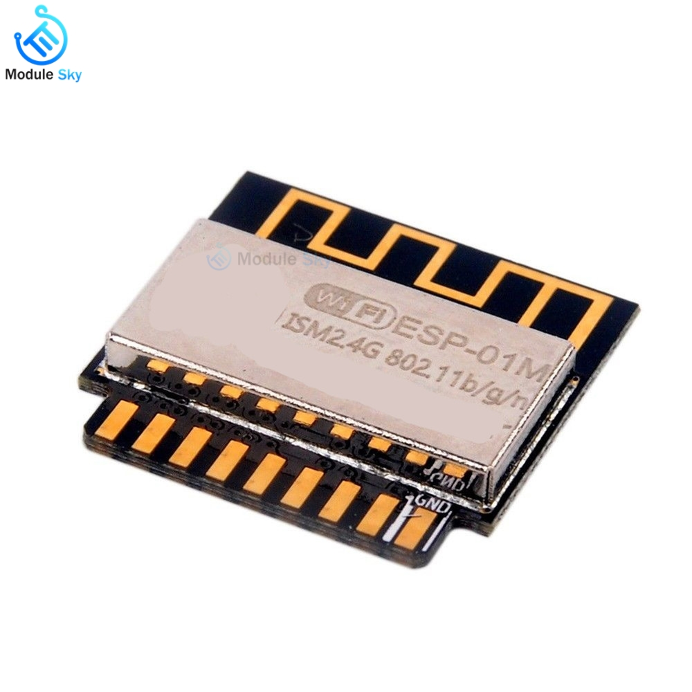 Wireless Module ESP8285 ESP-01M Wifi Module Wireless Transceiver superheterodyne receiver wifi audio converter transmisor