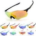 Дорога Велоспорт очки Спортивные поляризованные солнцезащитные очки Jawbone Мужчины EVZERO Езда Горный Велосипед Защитные очки линзы 3