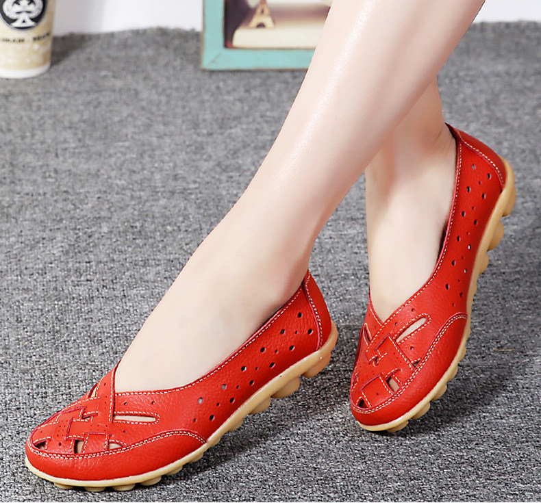 AH1165 (11) Women's Loafers Shoes