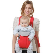 Baby Carrier Ergonomic Infant Hip Seat Kangaroo Baby Sling Summer Breathable Slings Front Facing Backpack Newborn Comfort Ring