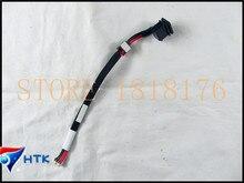 Dc ac разъем питания с кабельным жгутом проводов для toshiba l505d-s5965