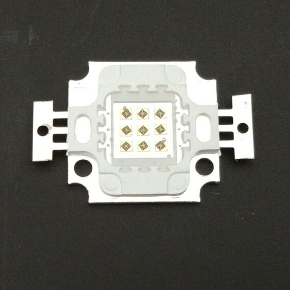 9 Chips Infrared Emitting Infrared <font><b>led</b></font> 10W High Power <font><b>940nm</b></font> COB <font><b>IR</b></font> Array Infrared Lamp Invisible <font><b>IR</b></font> <font><b>LED</b></font> For Computer & Office image