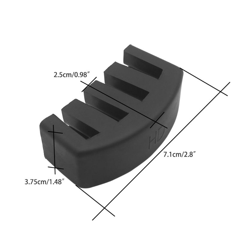 New IRIN Muffler  5 Claws Cello Mute for 4/4 Size Cello Perfect Volume Control Rubber Practicing Violoncello Accessories qiang