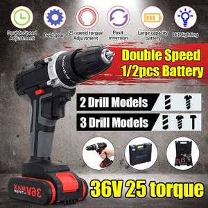 36V Electric Cordless Drill Do