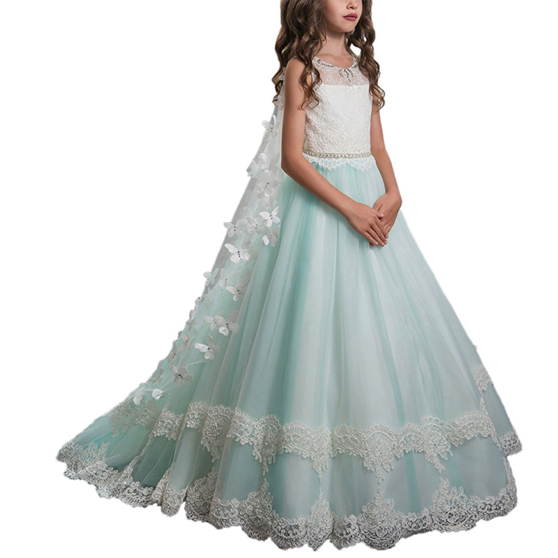butterfly little girls dress with cape long kids ball gowns fantasia infantil para menina first communion dresses for girlsbutterfly little girls dress with cape long kids ball gowns fantasia infantil para menina first communion dresses for girls