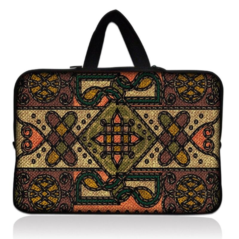 Notebook laptop Sleeve Bag Waterproof Netbook Case For MacBook Air / Pro / Pro Retina 7.9 10 11.6 13 13.3 15.4 15.6 17.3 inch #D