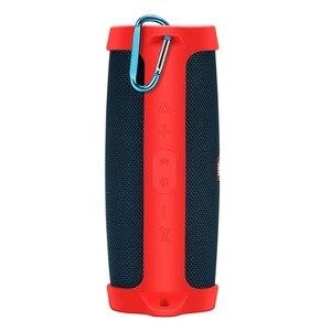 Image 3 - 100% Marka Yeni Silika Jel Seyahat Silikon çanta kılıfı Durumda JBL Şarj 4 Chareg4 Taşınabilir Su Geçirmez kablosuz bluetooth Hoparlör