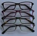 2017 hot Selling super light spectacle reading glasses clear lens plaine computer Frame Fashion Retro montures de lunette marcas