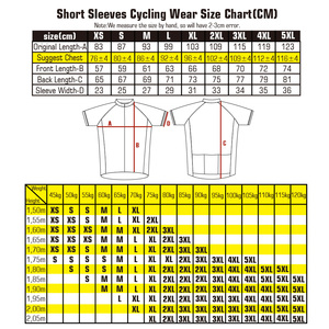 Image 5 - Wholesale 2019 3xl Road Uv Cycling Jersey Men Quick Dry Bicycle China Cycles Top MTB Dry Racing White Fit Blank Bike Shirts