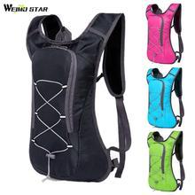 Bike 8L Ultralight Cycling Backpack Waterproof Nylon MTB Bicycle Bag Outdoor Reflective Portable Folding Water Bike Bags