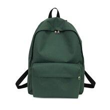 купить Fashion Women Backpack Quality Youth Waterproof Nylon Backpacks for Teenage Girls Female School Shoulder Bag Bagpack mochila по цене 1524.07 рублей