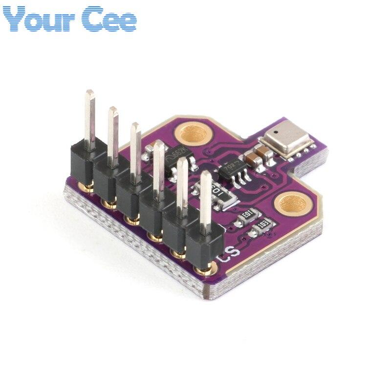 BME680 Digital Temperature Humidity Pressure Sensor CJMCU-680 High Altitude Sensor Module Development Board (2)