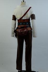Image 5 - Ciri Cirilla Fiona Elen Full Set Uniform  Halloween Carnival Cosplay Costume