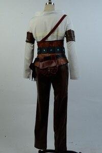 Image 5 - Ciri Cirilla Fiona Elen ensemble complet uniforme Halloween carnaval Cosplay Costume