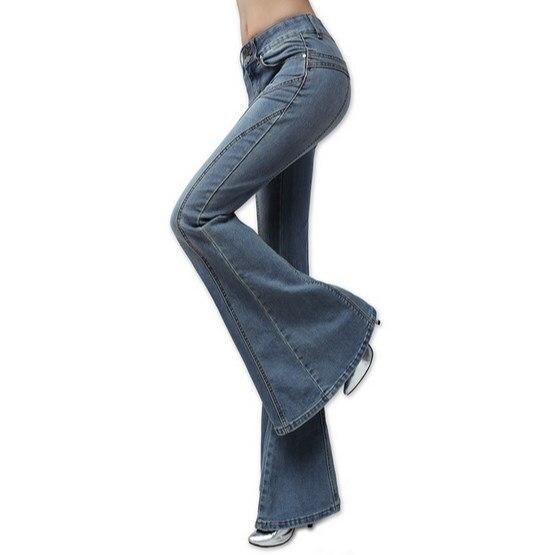 font b Women s b font Wide Leg font b Jeans b font With High