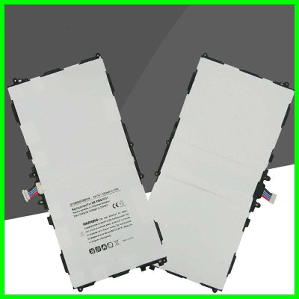 Оригинальное качество 8220 мАч T8220U <font><b>T8220E</b></font> Батарея Замена для <font><b>samsung</b></font> GALAXY NOTE 10,1 P600 P601 P605 Батарея с инструментами