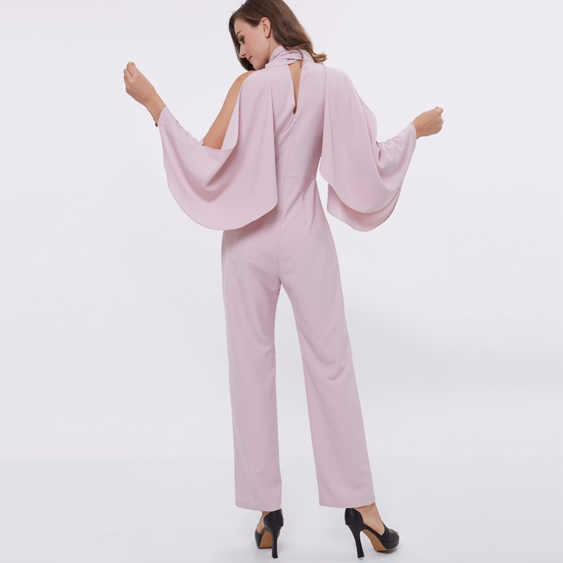 autumn pink Jumpsuits 2