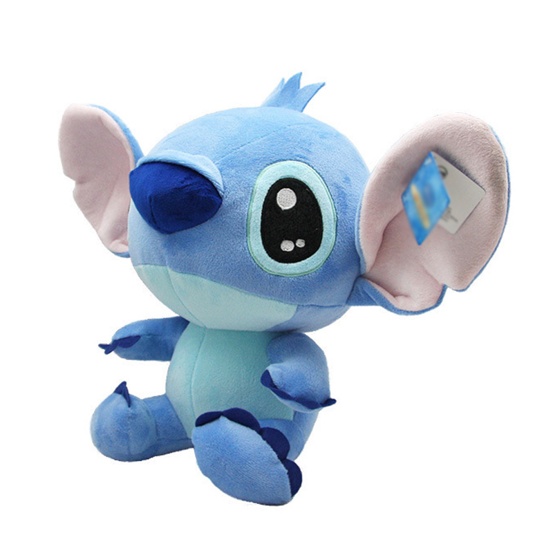 18-38cm Cartoon Plush Toys Kids Cute Stitch Plush Toys Figure Baby Plush Toys Girls Stuffed Dolls Children Gifts Toys baby toys