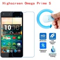 Highscreen Omega Prime S Screen Protective Film, Ultra-Thin HD Clear Soft Pet Screen Protector Film for Highscreen Omega Prime S