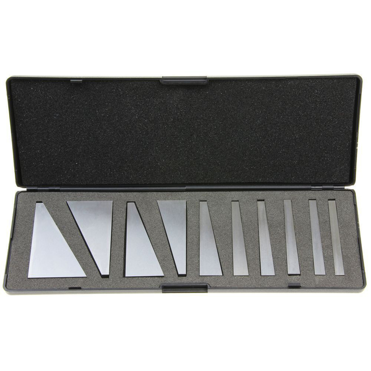 10pcs/lot Precision Angle Block Set Practical Ground 1 to 30 Degree For Machinist Alignment Measurement Tool Mayitr presenting to boards practical skills for corporate presentations volume 1