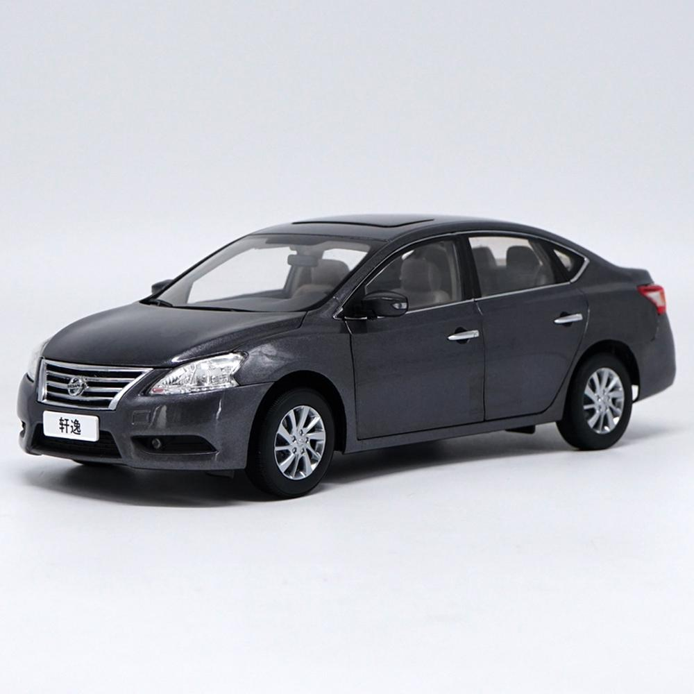 1/18 Scale <font><b>NISSAN</b></font> SYLPHY 2014 <font><b>DieCast</b></font> <font><b>Car</b></font> Model Toy Collection image