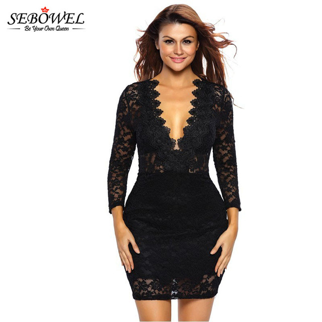 Lace Sexy Cocktail Dresses