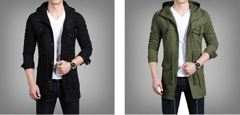 [EAM] encapuchado engrosamiento negro corto de algodón acolchado abrigo manga larga suelta ajuste mujeres Parkas moda nuevo Otoño Invierno 2019 JI08 - 6